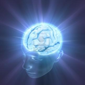 testa consapevolezza potere cervello