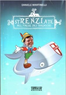 copertina libro STRENZIATE