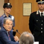 romano prodi in tribunale