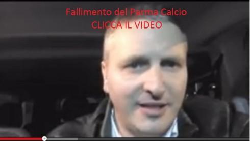 FALLIMENTO PARMA CALCIO