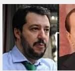 Berlusconi Salvini Comi