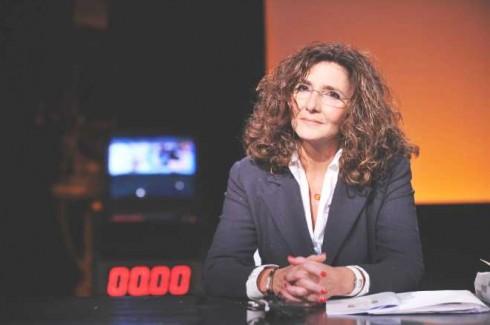 WCENTER 0JKLBEPNAF                14/11/2010 Roma, trasmissione In mezz'ora in onda su Rai Tre, nella foto Annamaria Fiorillo magistrato minorile