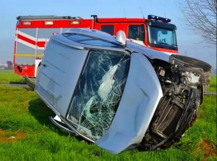 incidente stradale Lurano