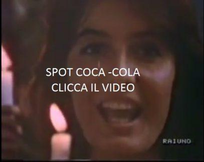 SPOT COCA COLA