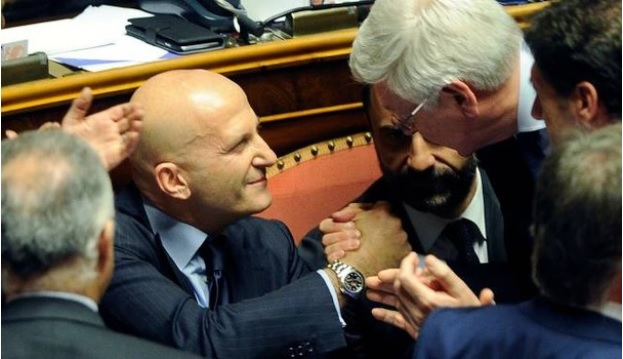Il blog di daniele martinelli for Lista senatori